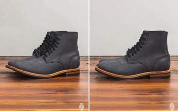 Oak-Street-Bootmakers-Matte-Black-Dainite-Trench-Boot-Overside