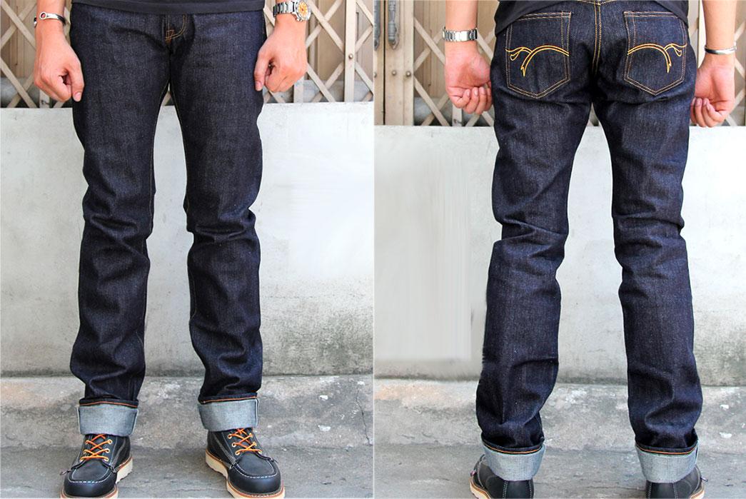 Pronto-Denim-x-The-Flat-Head-PROXFH05-Raw-Denim-Jeans