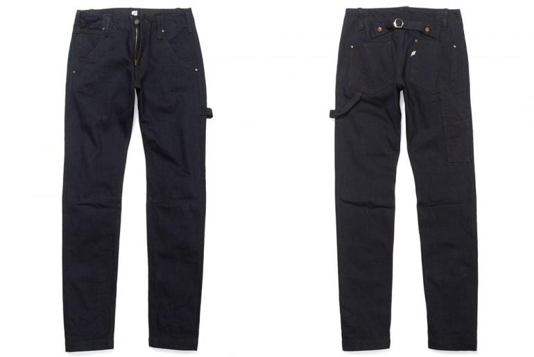 Pure-Blue-Japan-14oz-Deep-Indigo-Selvedge-Slim-Fit-Work-Pants-Front-Back</a>