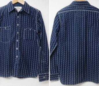 Samurai-Jeans-SMBS-Makishibi-Wabash-Indigo- Shirts-1