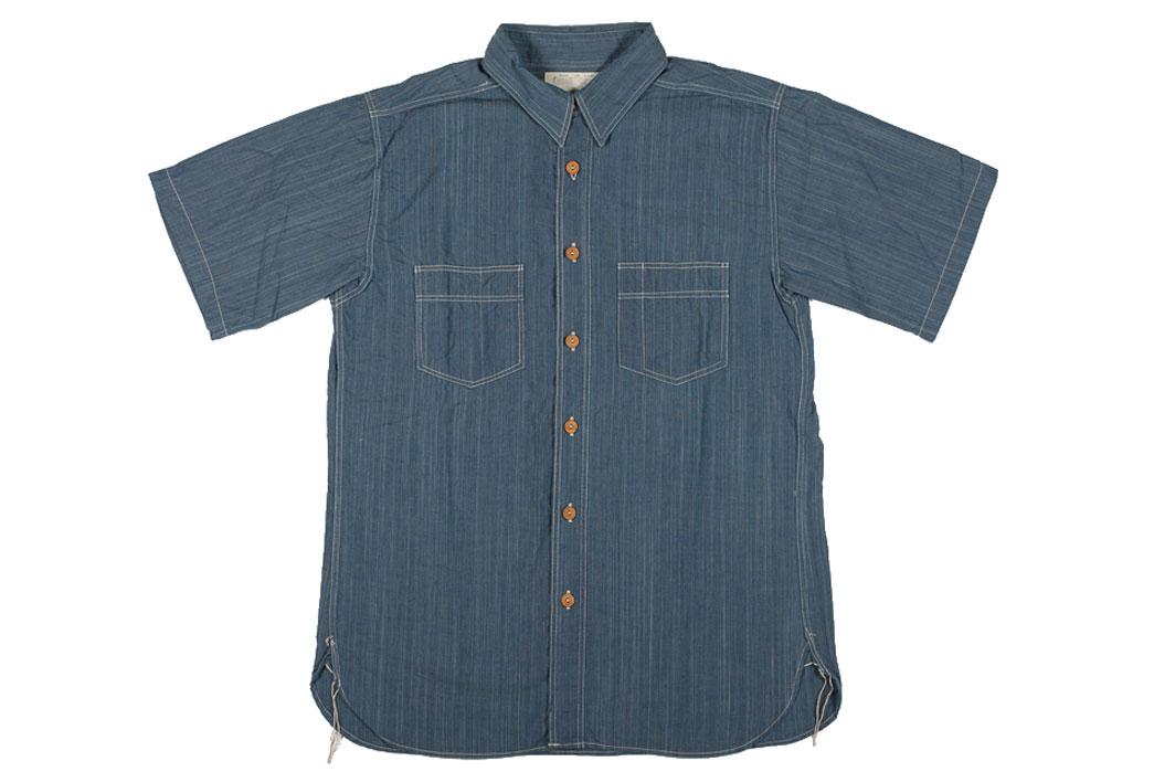 Sugar-Cane-Blue-Moonshine-Hank-Dyed-Natural-Indigo-Workshirt-Front