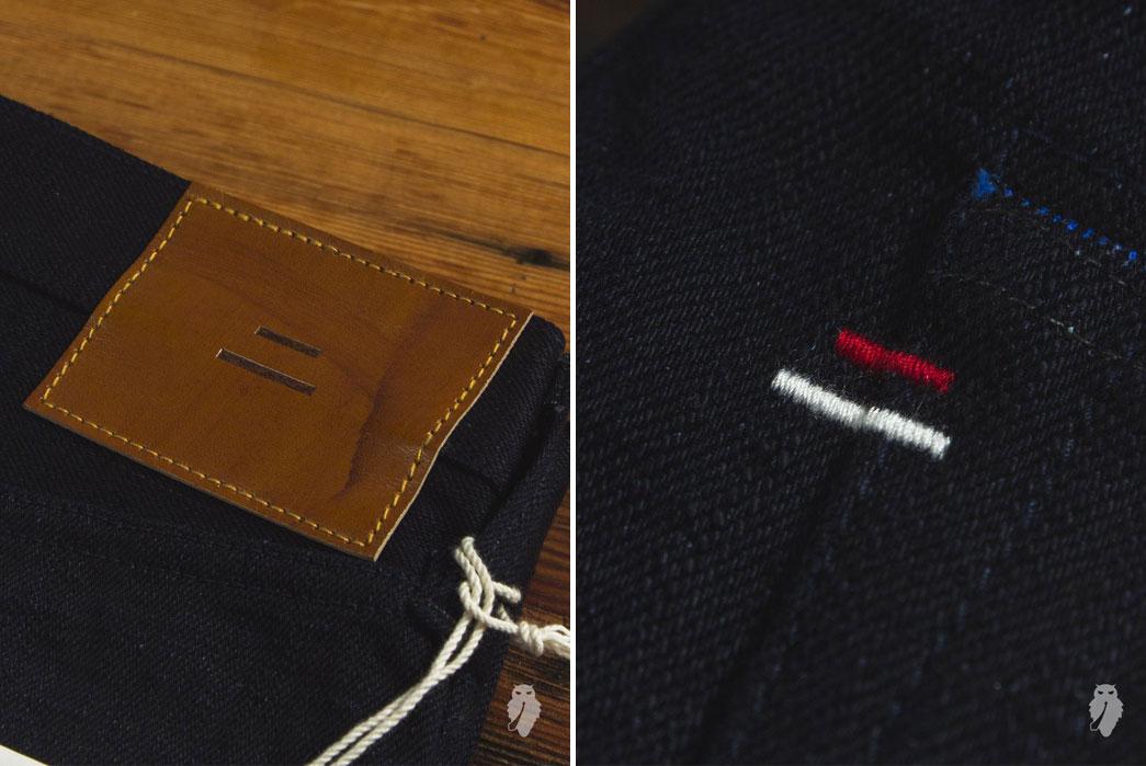 Tanuki-Double-Indigo-15oz-Unsanforized-Selvedge-Denim-Patch-Cloth