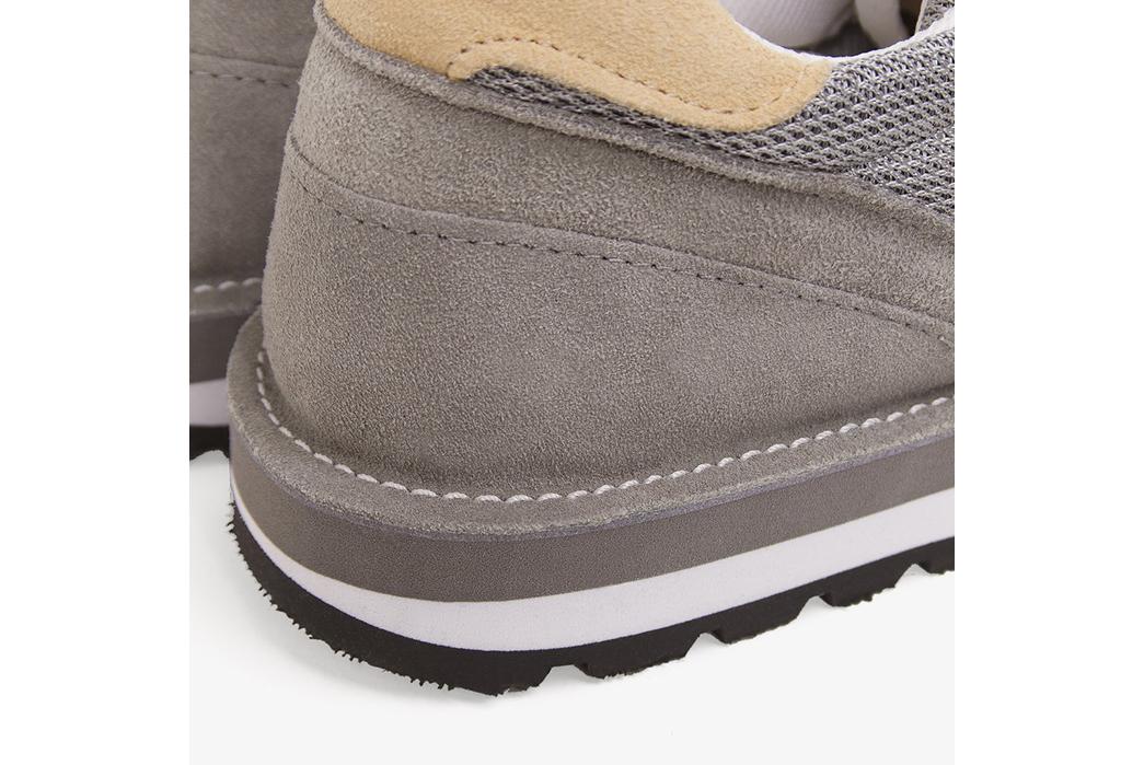 Victory Sportswear x JJJJound Trail Runner Sneakers