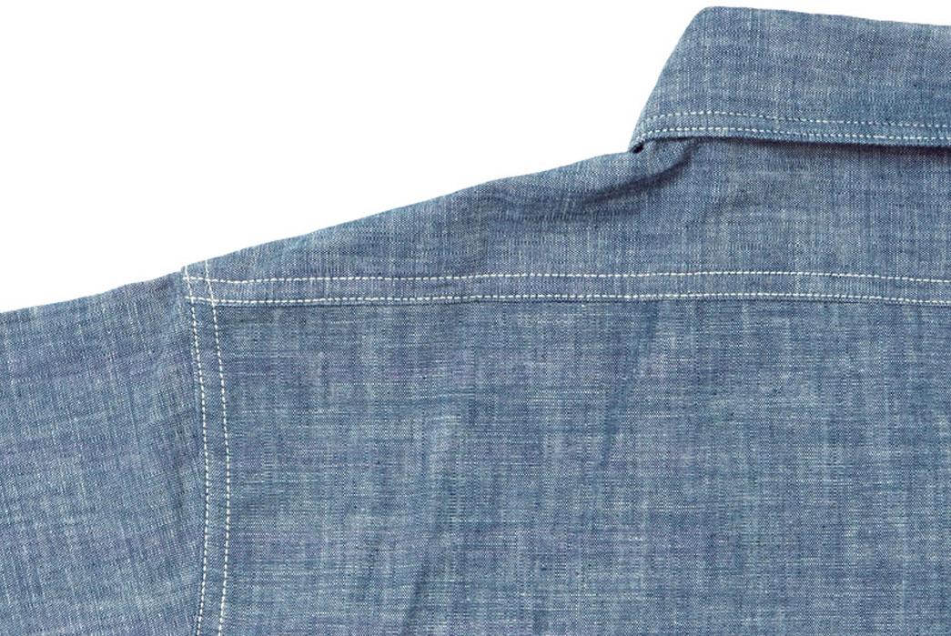 Warehouse-x-U.S-Naval-Academy-Chambray-Work-Shirts-Collar-Back