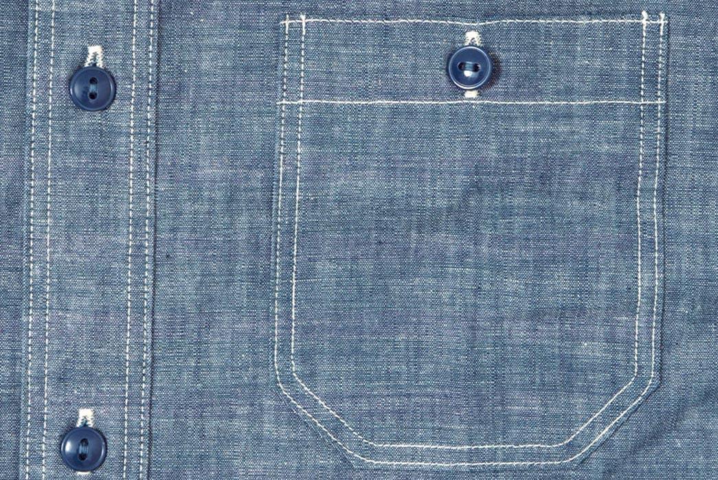 Warehouse-x-U.S-Naval-Academy-Chambray-Work-Shirts-Pocket