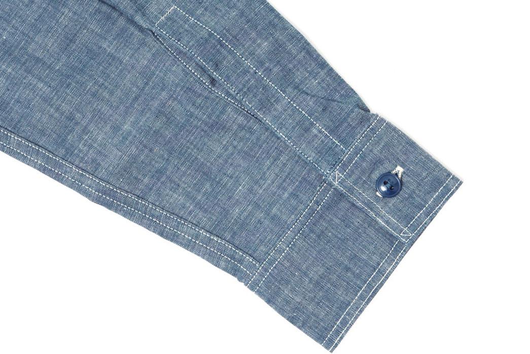Warehouse-x-U.S-Naval-Academy-Chambray-Work-Shirts-Sleeve