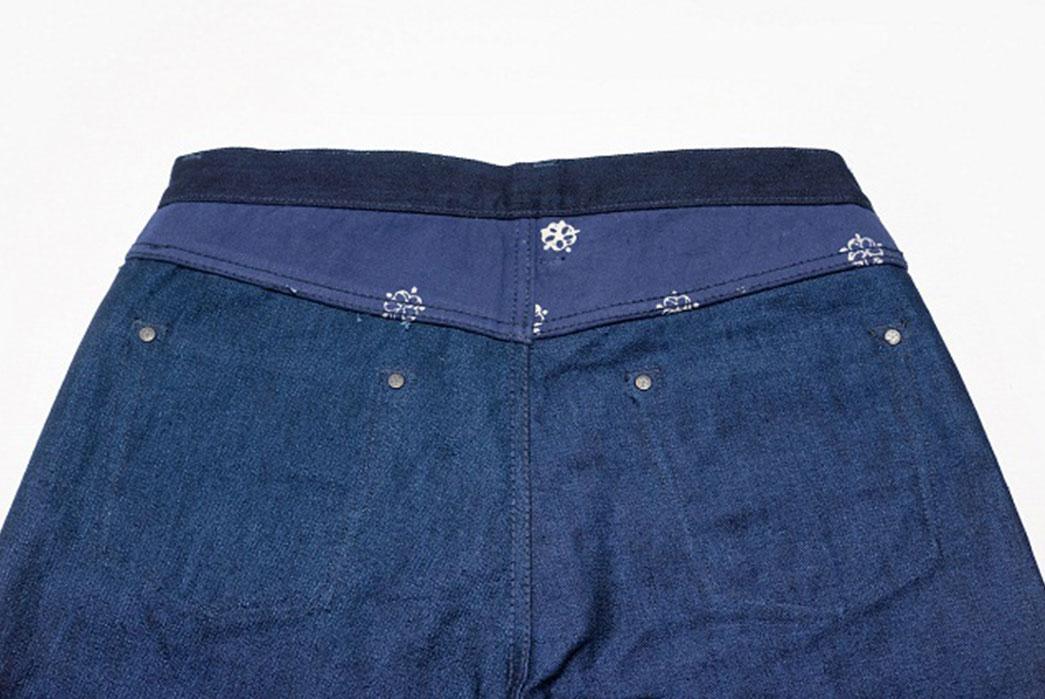 Warpweft-Co-Superior-Ten-Special-15oz-Unsanforized-Indigo-x-Indigo-Selvedge-Denim-Jeans-Back-Inside