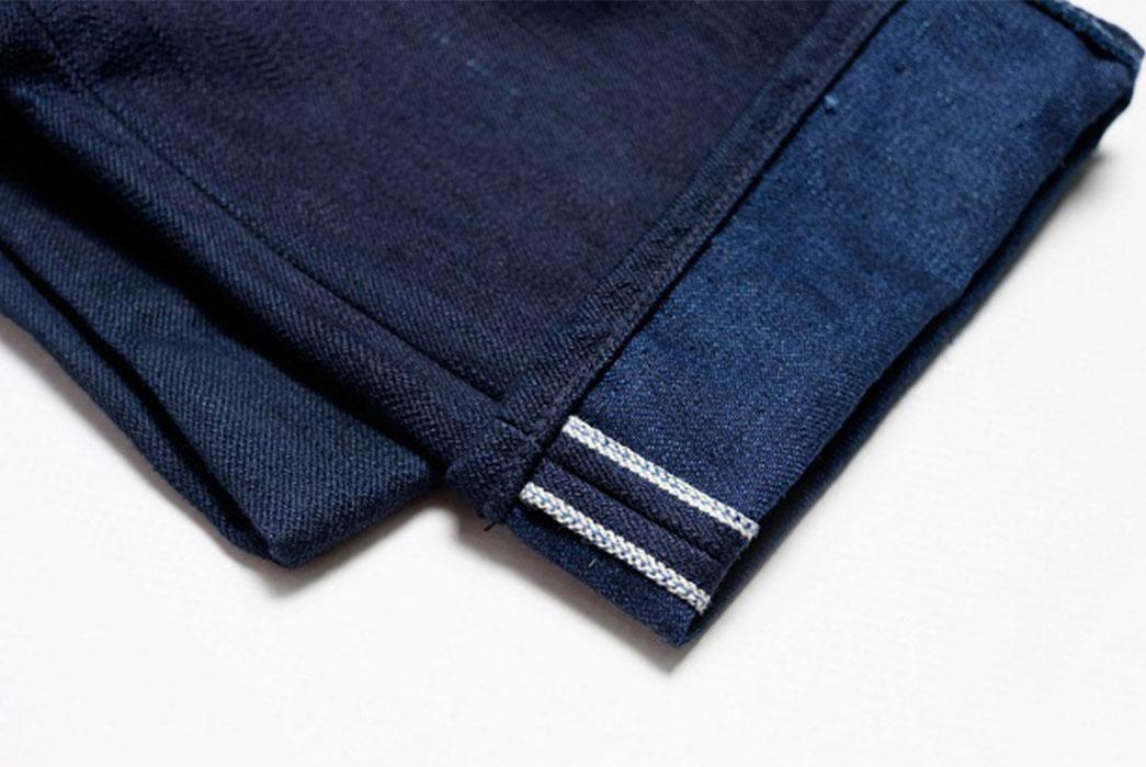Warpweft-Co-Superior-Ten-Special-15oz-Unsanforized-Indigo-x-Indigo-Selvedge-Denim-Jeans-Selvedge
