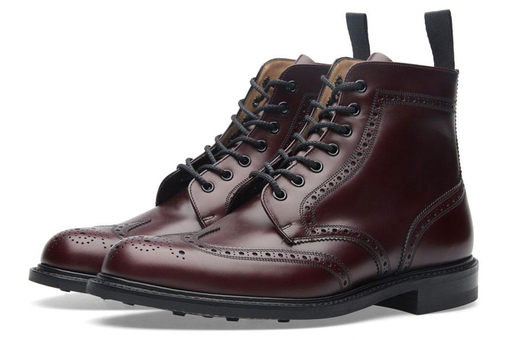Church's-Caldecott-Cordovan-Calfskin-Boot-Both