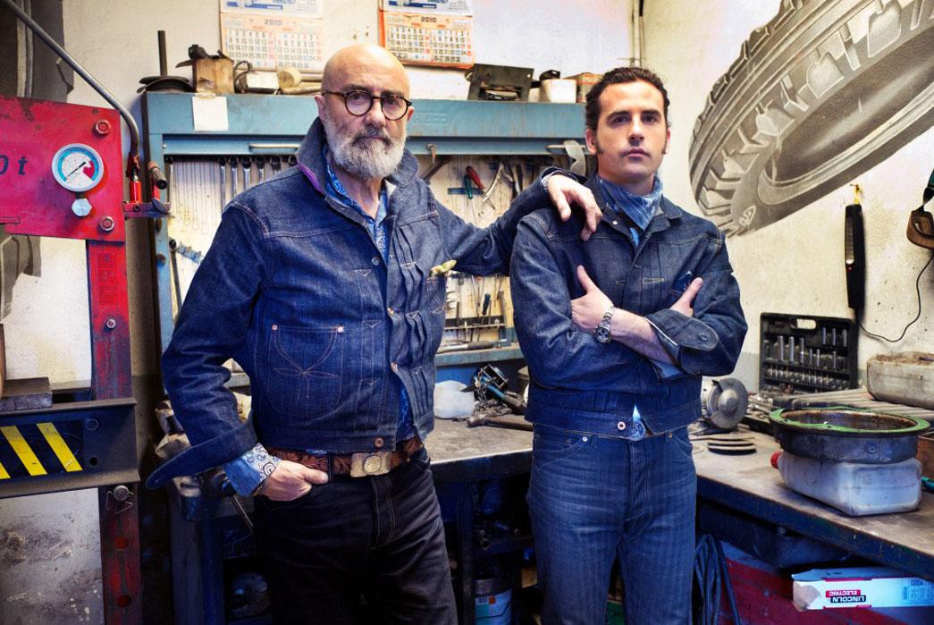 JWJ Brand Jose Luis and Jose Pepin Vives