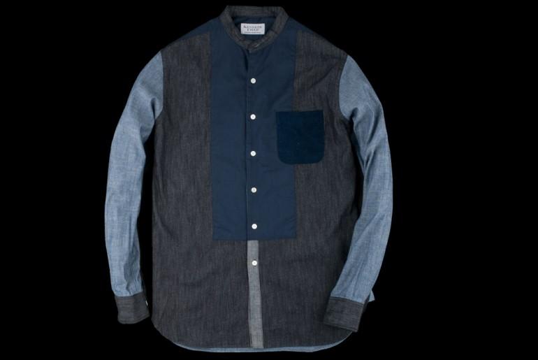 Kenneth-Field-Crazy-Band-Collar-Denim-Tuxedo-Shirt-Front</a>