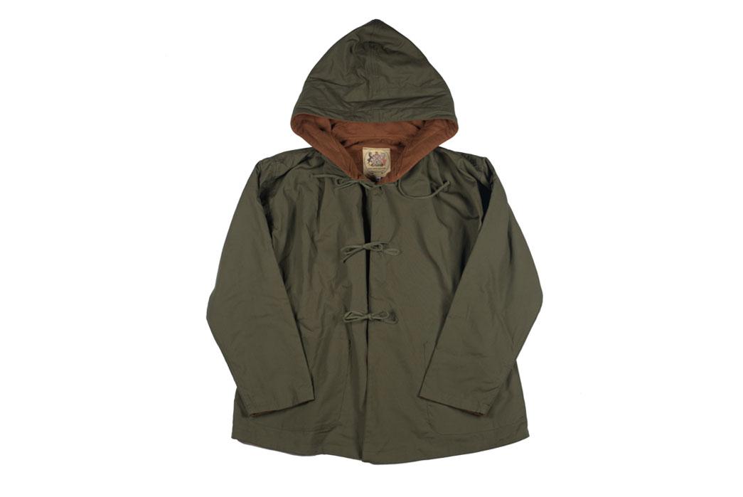 monitaly-vancloth-reversible-field-shell-jackets-olive-front