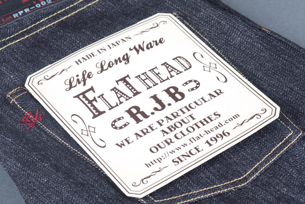 real-japan-blues-x-the-flat-head-x-rivet-hide-slim-tapered-jeans-label