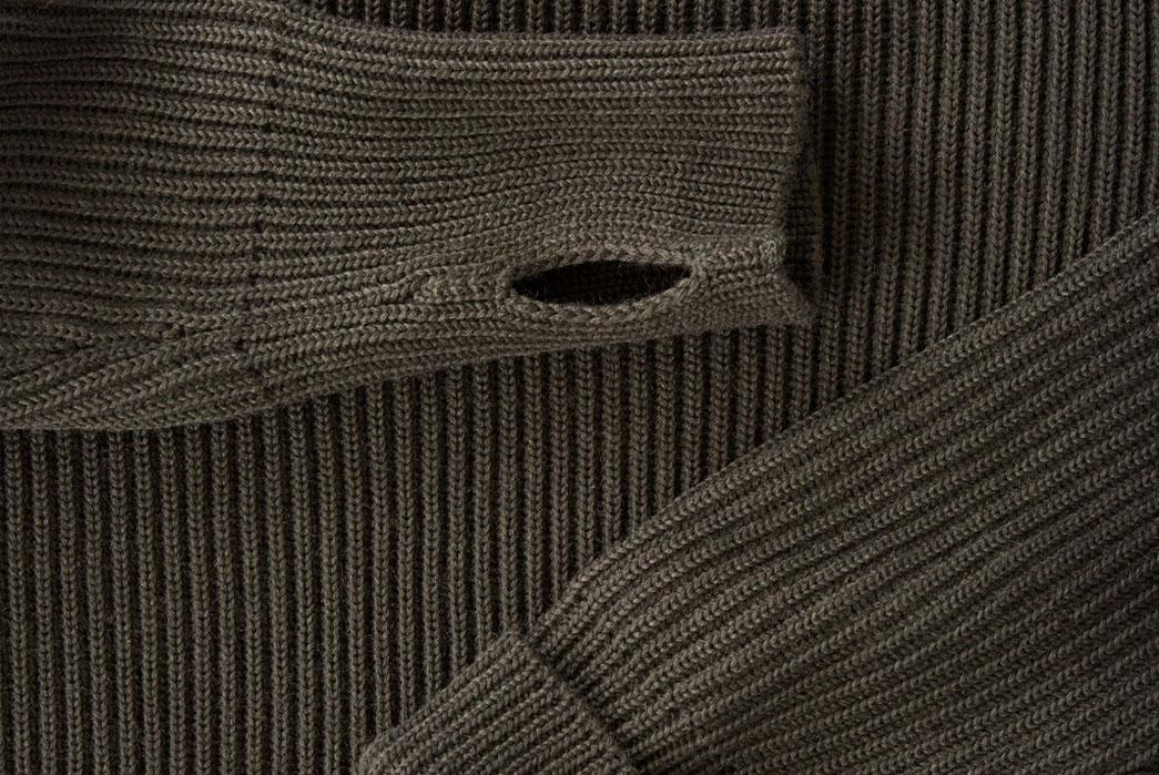 andersen-andersen-symmetrical-turtleneck-sweaters-green-hand