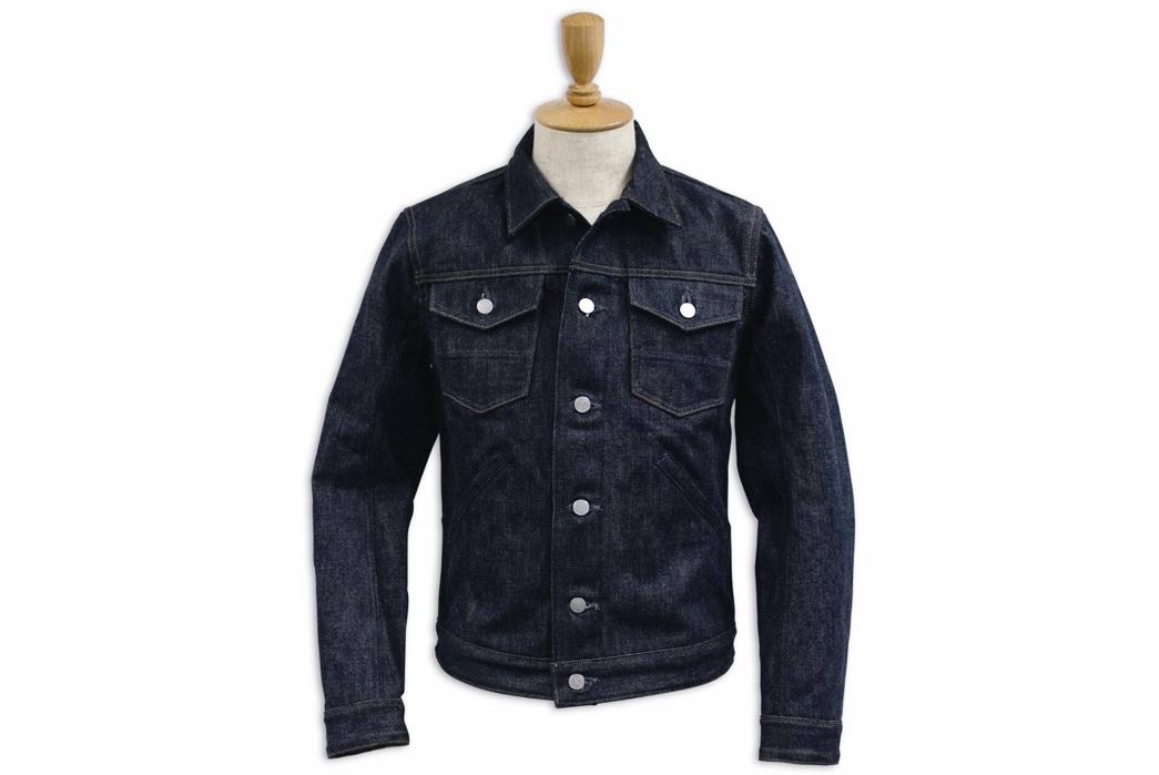 big-john-rare-raw-denim-jacket