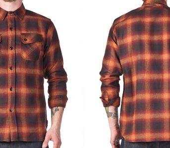 fav-3sixteen-crosscut-ombre-flannels-detail-orange