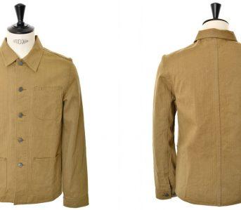 fav-knickerbocker-mfg-co-service-chore-coat-brown-herringbone-twill-back-front
