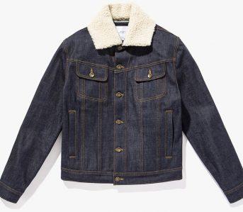 fav-saturdays-nyc-shearling-emil-cone-mills-raw-denim-jacket-front