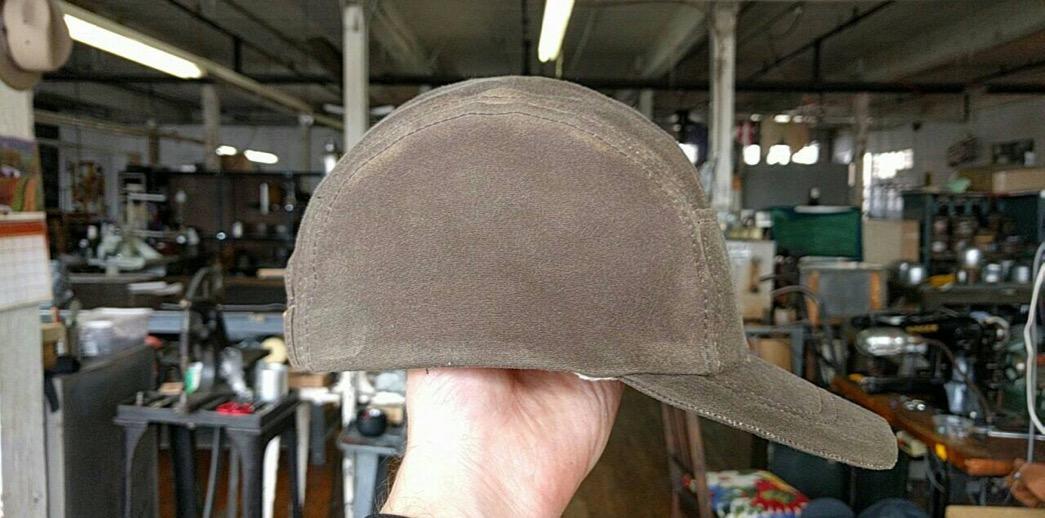 Quint Hat Side