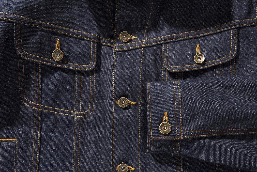 saturdays-nyc-shearling-emil-cone-mills-raw-denim-jacket-details