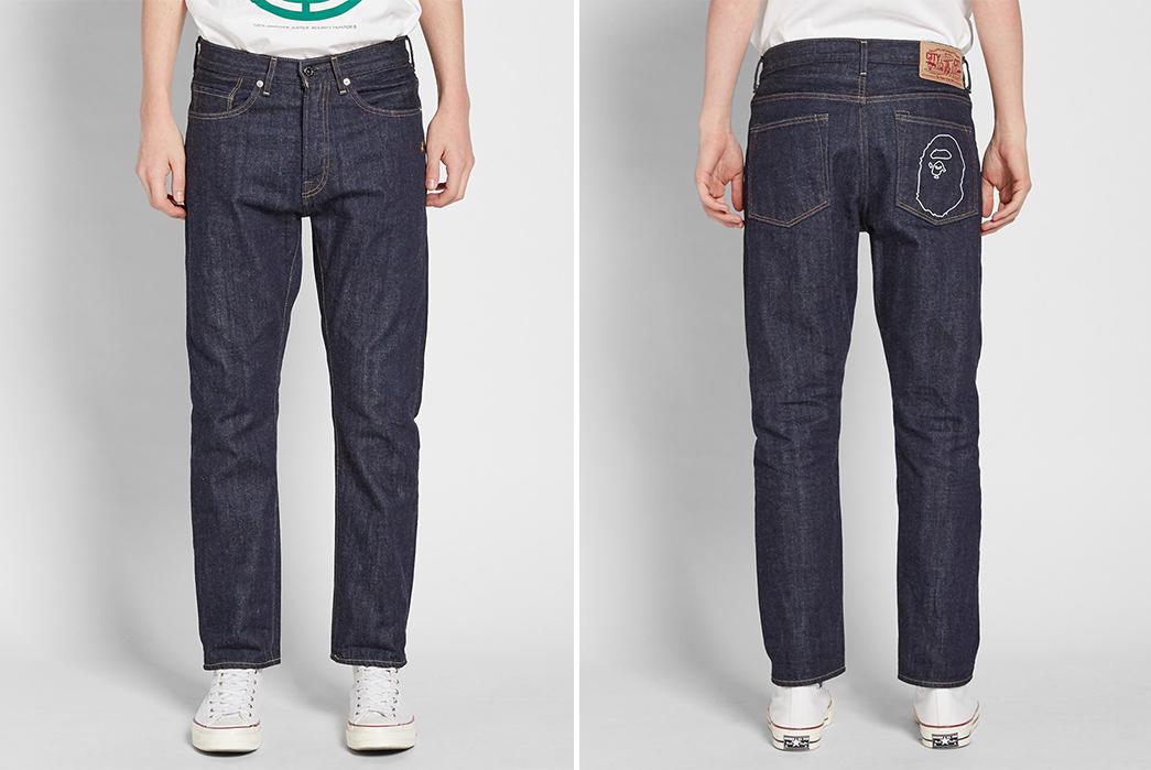 a-bathing-ape-type-02-1999-selvedge-denim-jeans-front-back