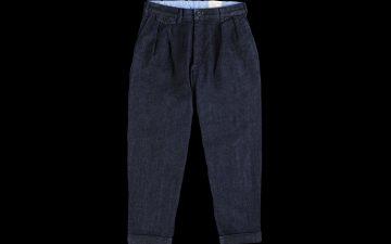 beams-2-pocket-denim-pant-front