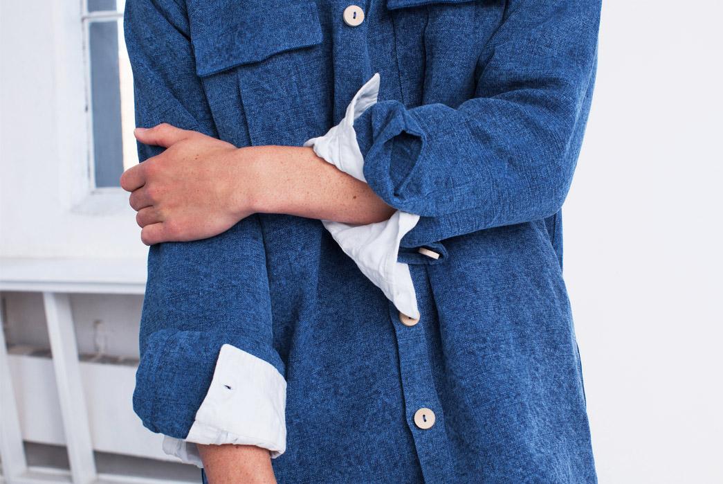 blluemade-indigo-dyed-15-3oz-belgian-linen-jacket-close
