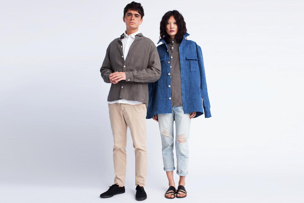 blluemade-indigo-dyed-15-3oz-belgian-linen-jacket-guy-and-girl-together
