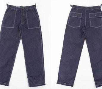 engineered-garments-workaday-indigo-denim-heavy-fatigue-pant-front-back
