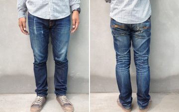 fade-of-the-day-nudie-grim-tim-dry-selvage-9-months-1-wash-1-soak-front-back