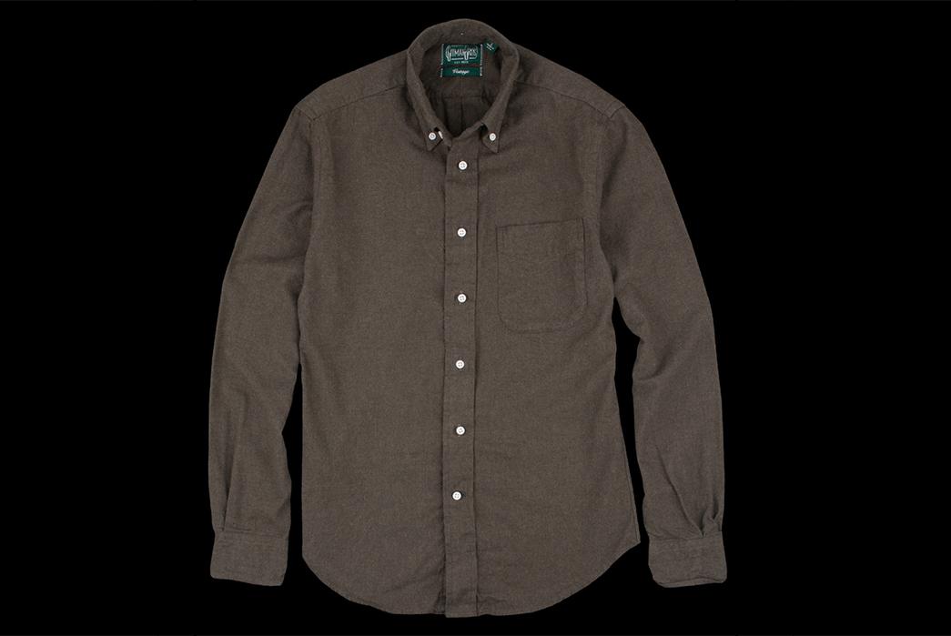 gitman-vintage-flannel-button-down-shirt-in-loden-green