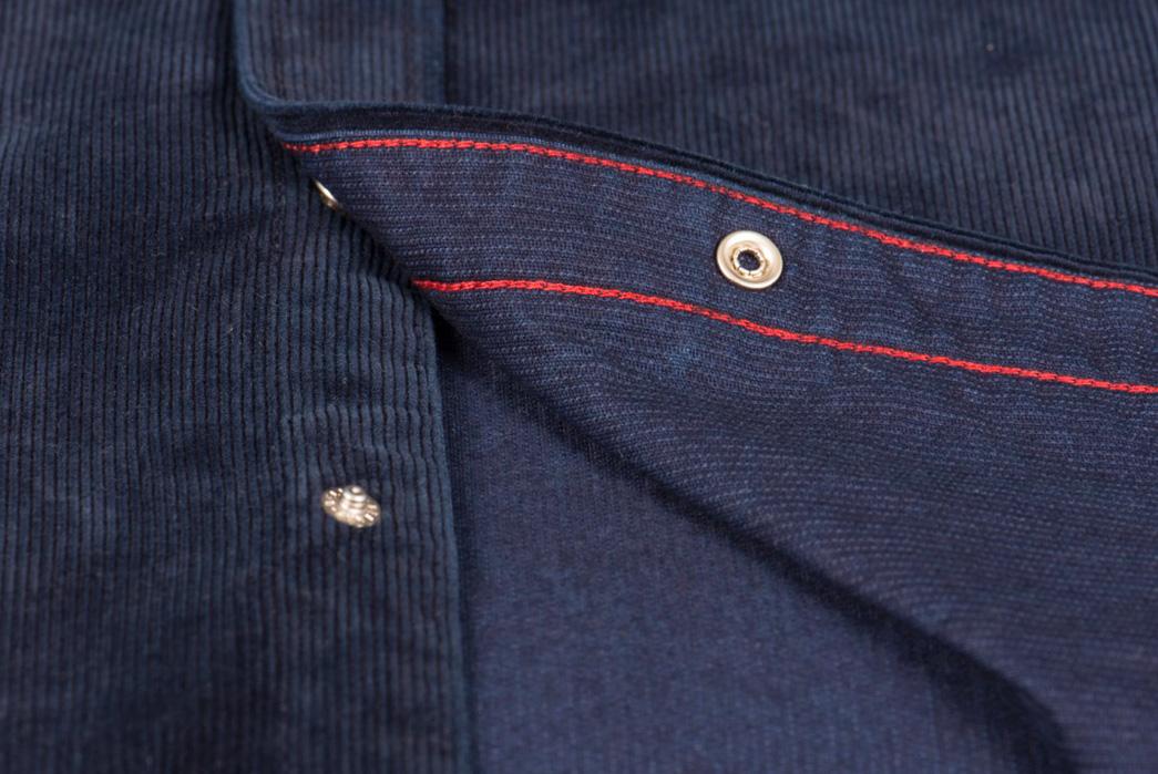 iron-heart-indigo-corduroy-western-shirt-close-inside