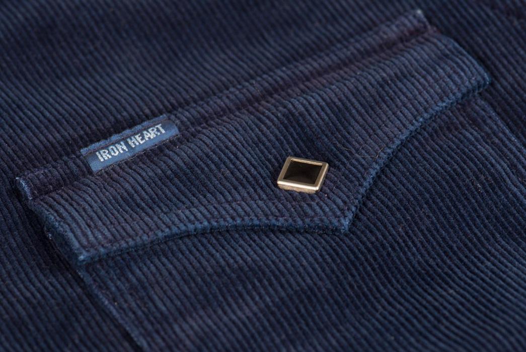 iron-heart-indigo-corduroy-western-shirt-pocket-label