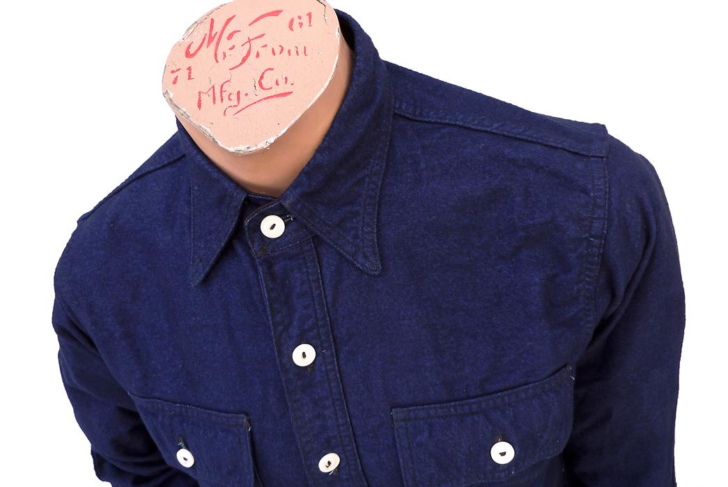 mister-freedom-indigo-flannelette-garrison-shirt-close