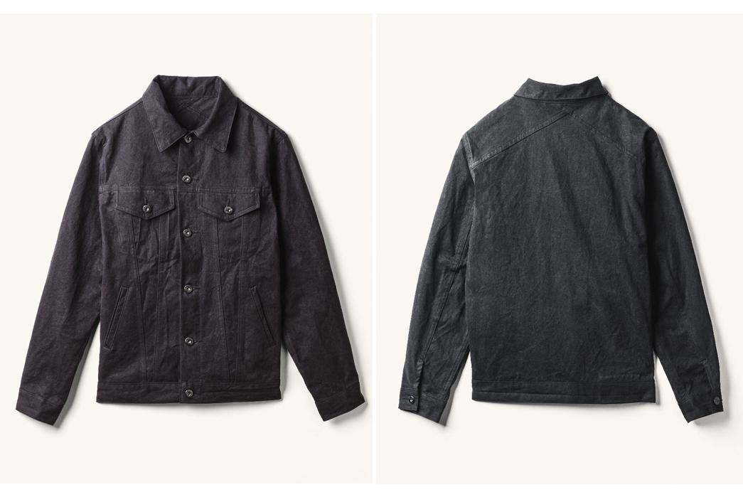 the-woodlands-x-3sixteen-type-iii-waxed-trucker-jacket-front-back
