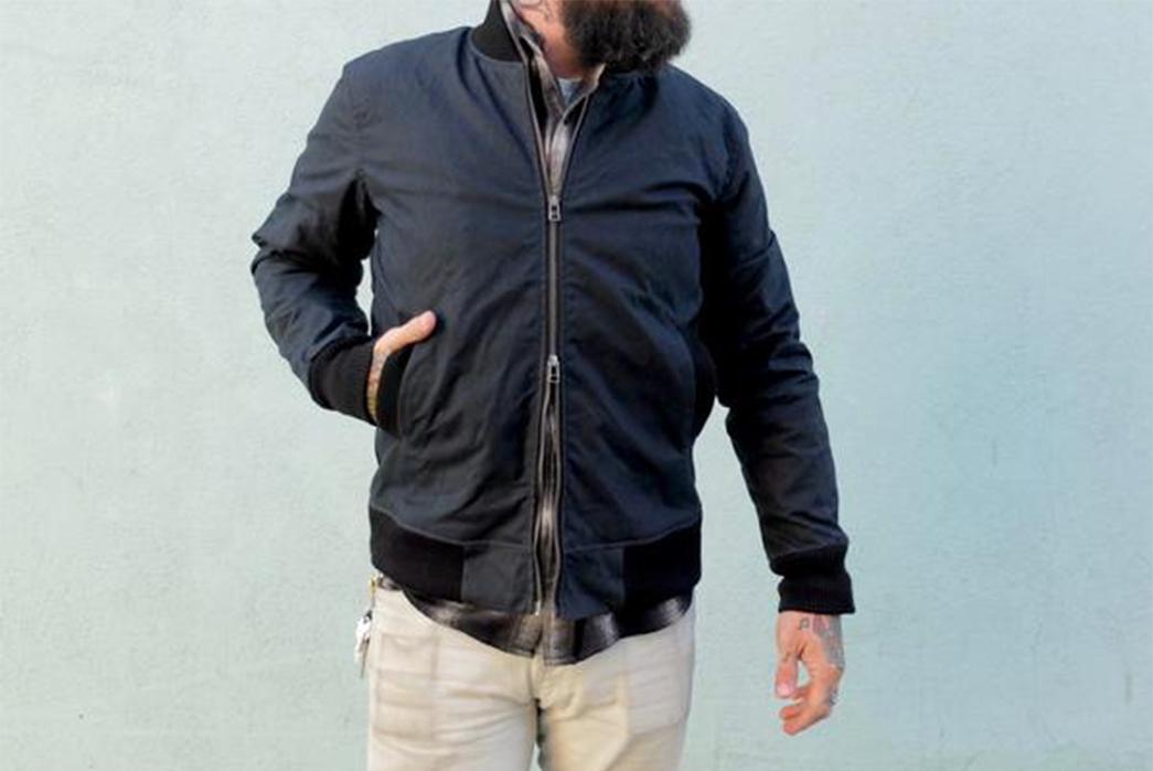 3sixteen-waxed-stadium-jackets-front-on-model