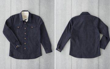 dehen-1920-13-5oz-cone-mills-selvedge-crissman-overshirt-front-back