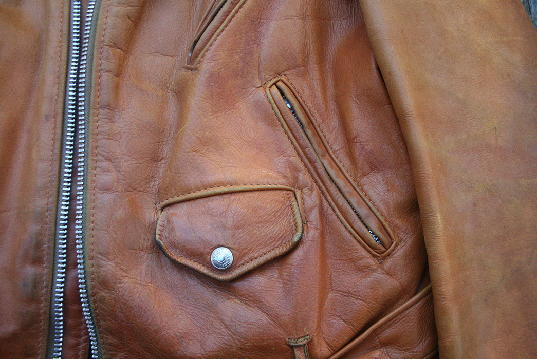 fade-of-the-day-schott-perfecto-10-years-cleanings-unknown-front-zipper