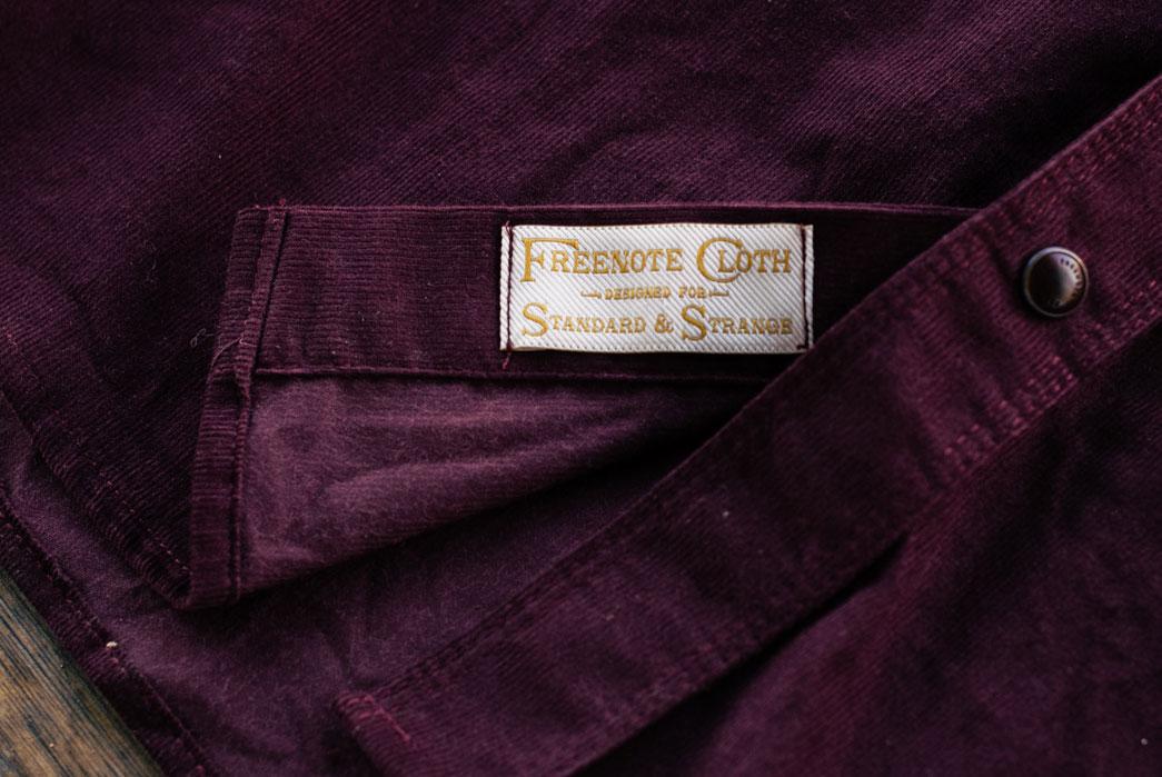 freenote-cloth-x-standard-strange-corduroy-modern-western-shirt-front-tag