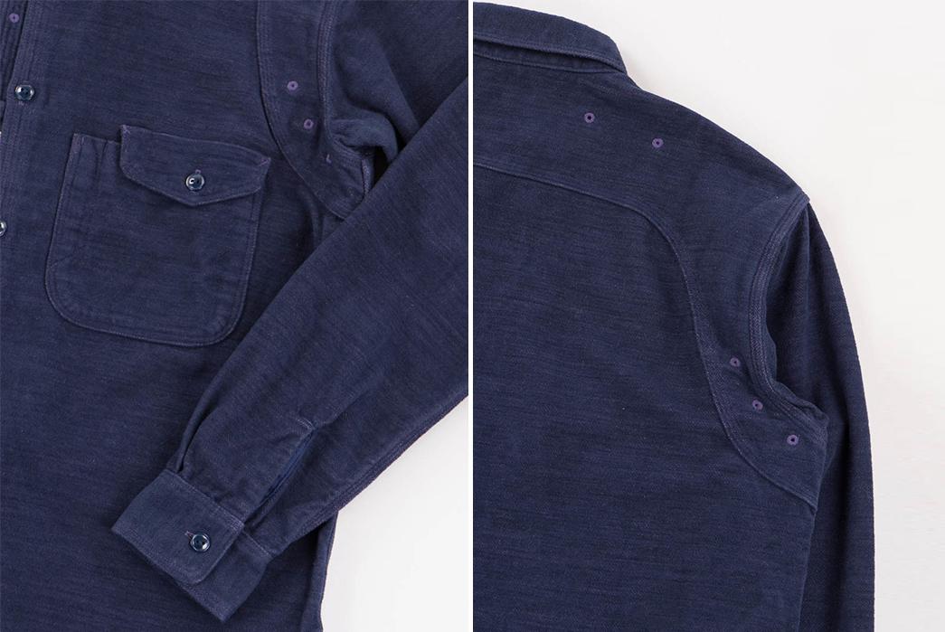 kapital-cotton-navy-cpo-shirt-sleeve-and-shoulder