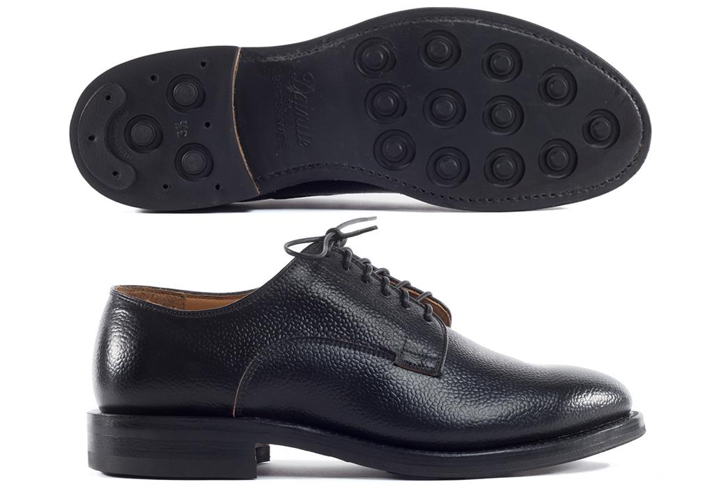 social-viberg-scotch-grain-shell-cordovan-derby-shoe-bottom-side