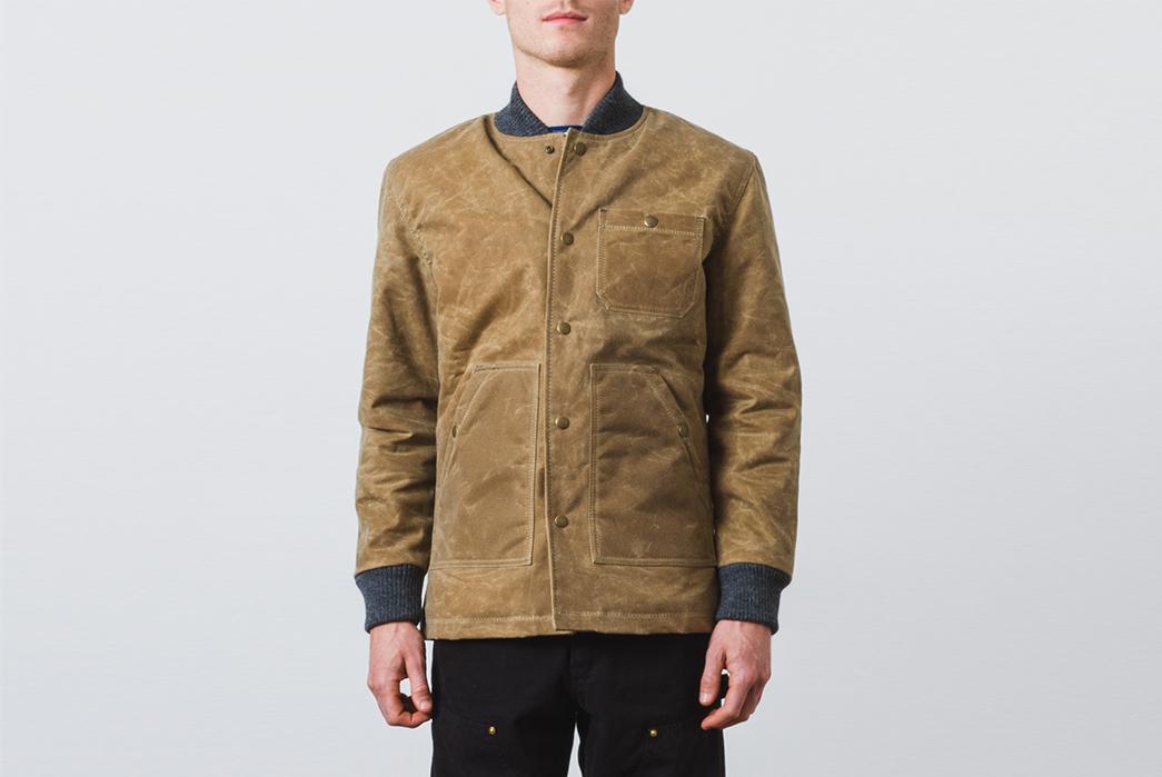 dehen-1920-ribbed-field-coat-model-front