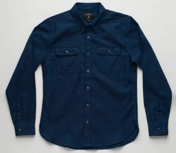 freenote-cloth-japanese-indigo-brushed-cotton-gilroy-shirt-front