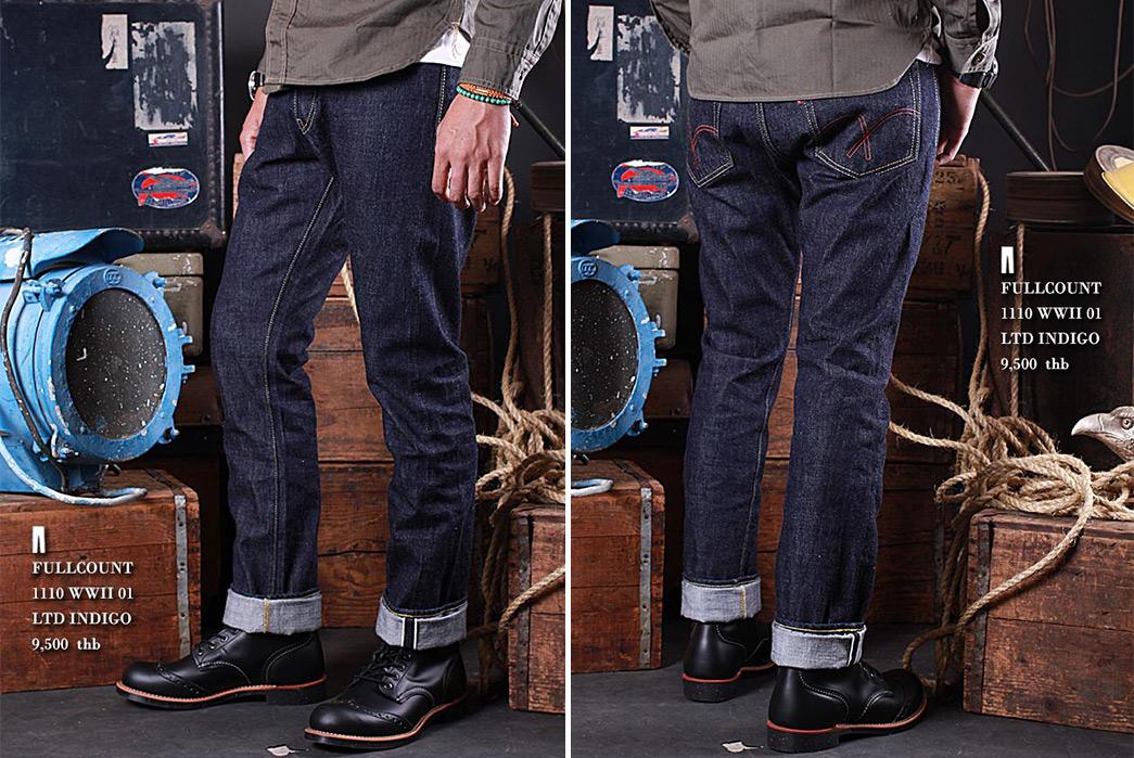fullcount-1110-wwii-raw-denim-selvedge-jeans