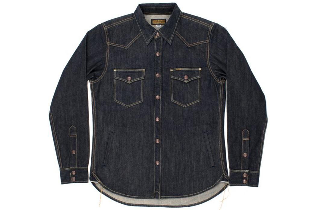 iron-heart-ih-sh76-cpo-western-raw-denim-shirt
