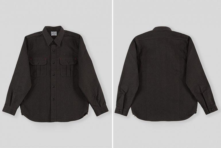 joe-mccoy-8-hour-union-hickory-stripe-gray-black-work-shirt-front-back</a>