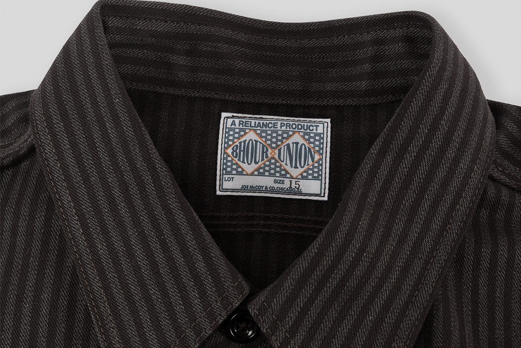 joe-mccoy-8-hour-union-hickory-stripe-gray-black-work-shirt-inside-label