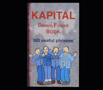 kapital-denim-friend-book-cover