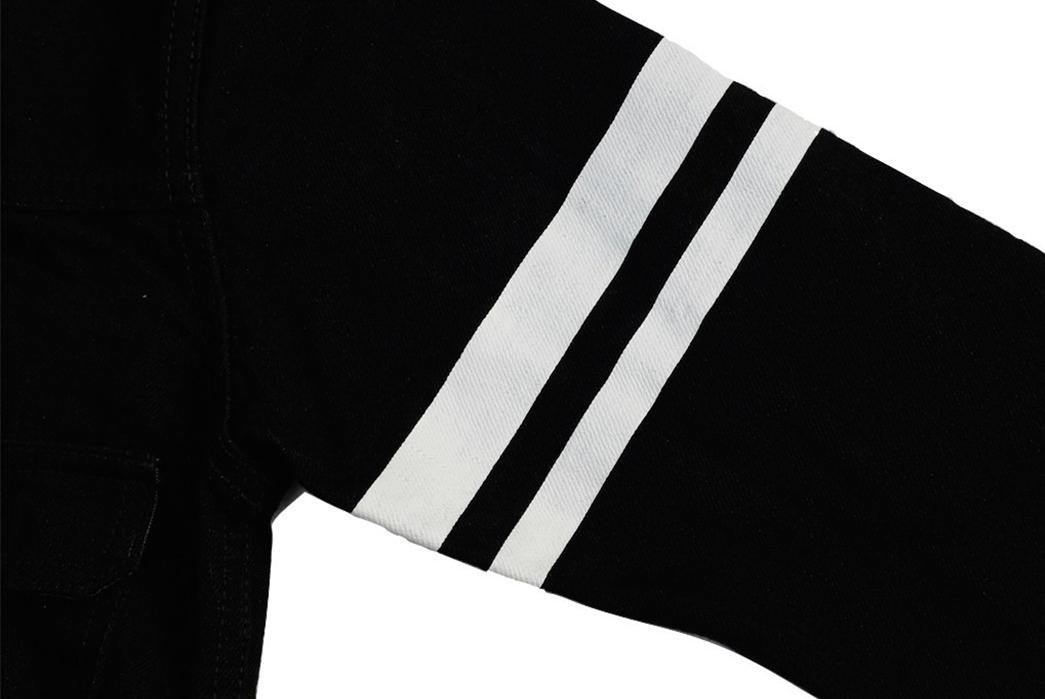 momotaro-b2105sp-15-7oz-ocean-rinsed-black-x-black-type-ii-denim-jacket-sleeve-up
