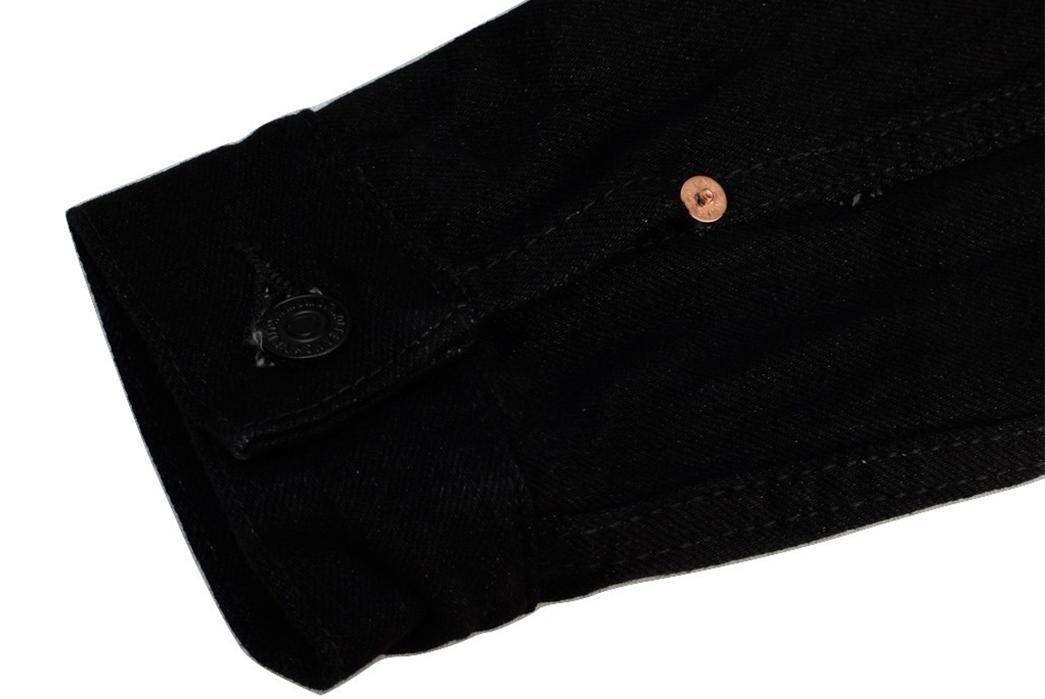 momotaro-b2105sp-15-7oz-ocean-rinsed-black-x-black-type-ii-denim-jacket-sleeve